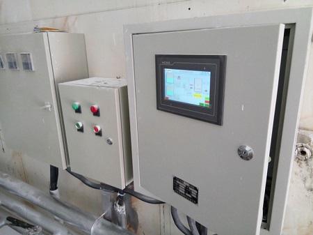 太阳能调温控量 智能混水温控系统 恒温配水