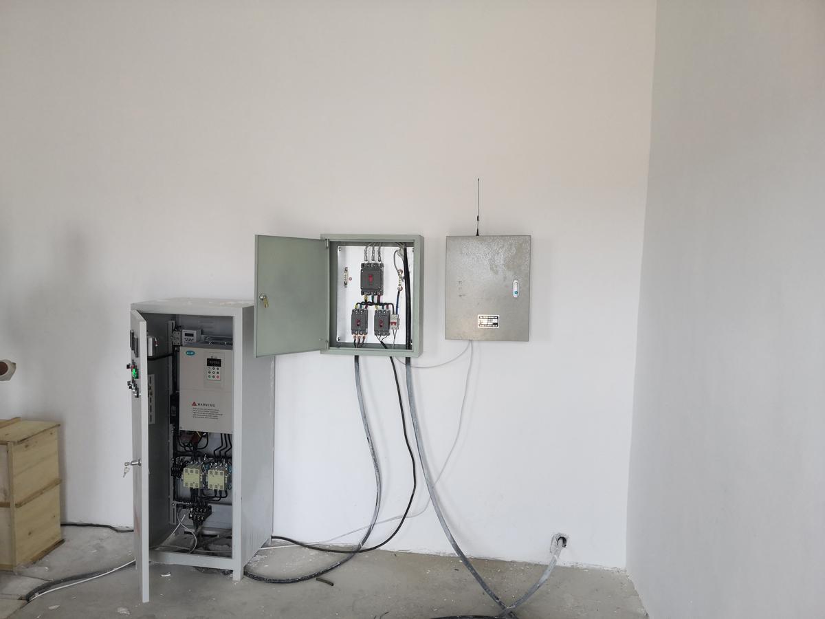 农村饮水安全监控系统 农村集中供水自动控制系统
