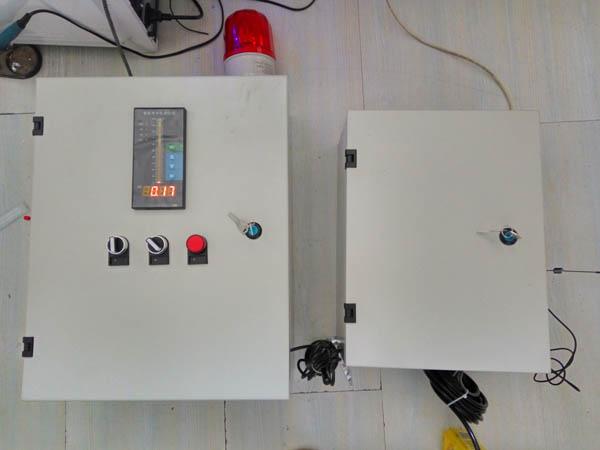 数字光柱液位显示控制报警系统