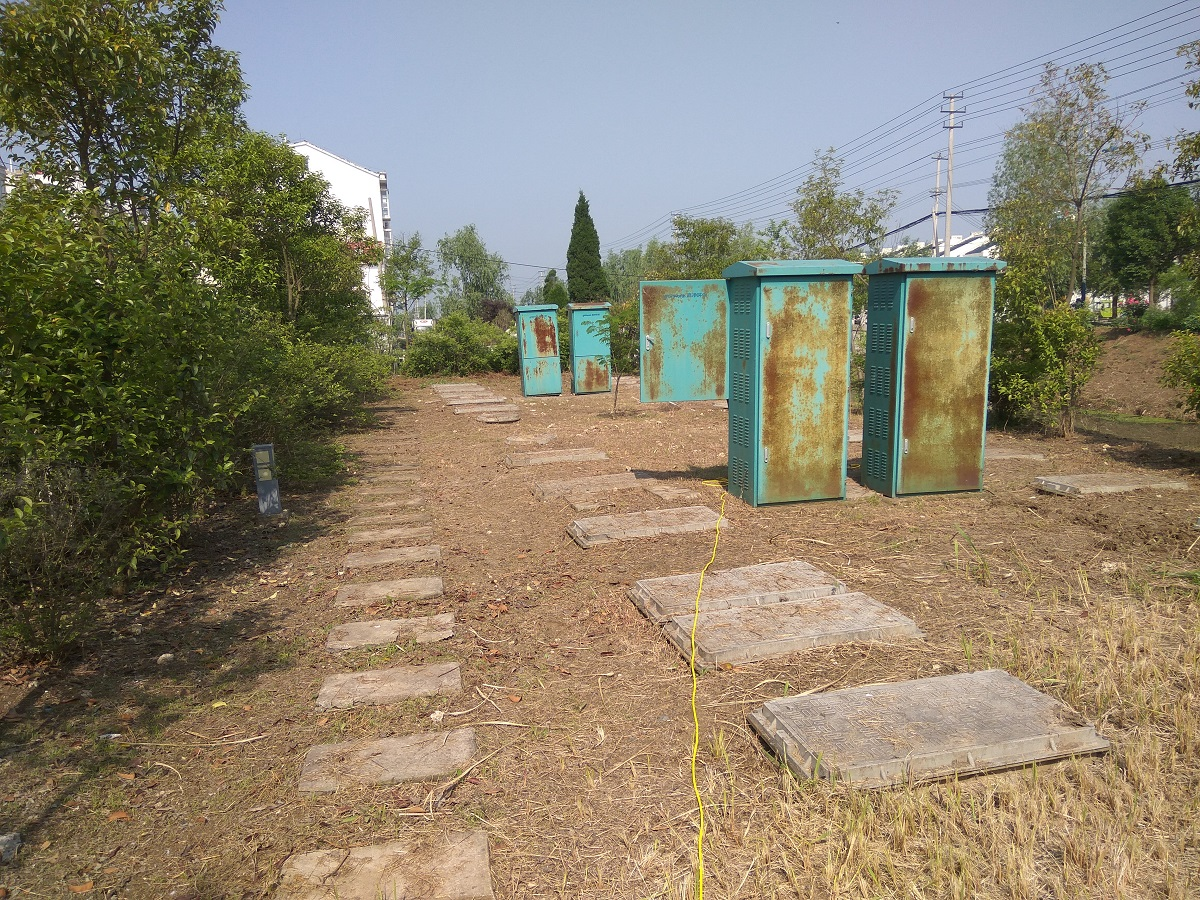 江苏宿迁—水泵站远程信号采集系统