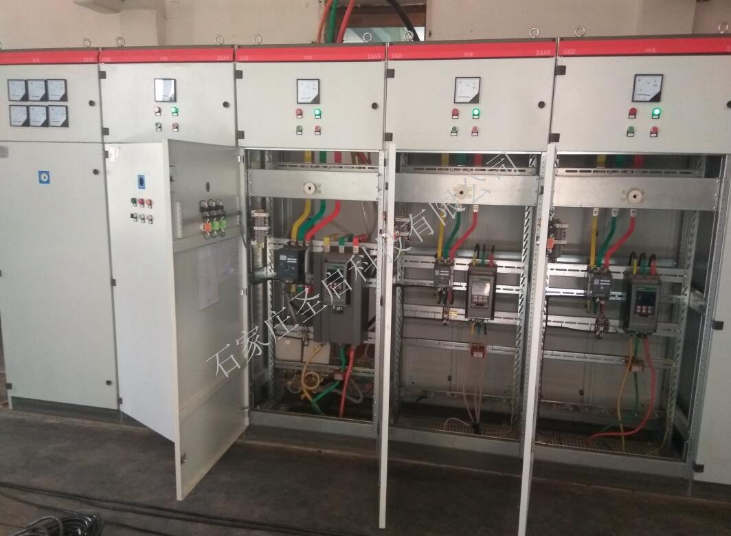 水泵控制柜2