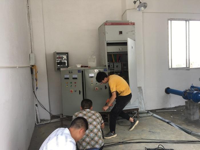 陕西汉中村庄安全引用水自动供水工程案例应用