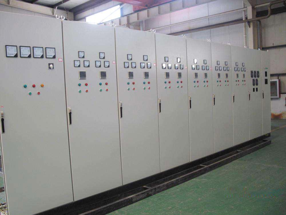 PLC控制柜 成套 PLC自动化成套控制柜 编程安装调试